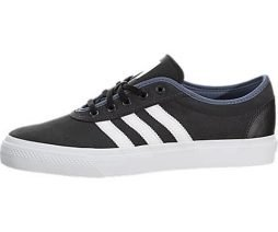 adidas Adi-Ease Skate Shoe - Men's Carbon/White/Fade Ink, 10.0