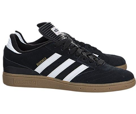 fde77f84868104 picked up adidas skateboarding busenitz black white met gold 90212 ...