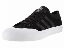 adidas Matchcourt (Core Black/Core Black/White) Mens Skate Shoes-10