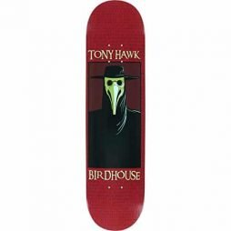 Birdhouse Skateboards Hawk Plague Deck, 7.75