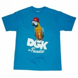DGK Birds In Paradise DT-662 Teal