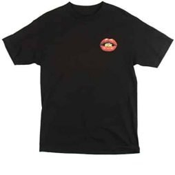 DGK Lips T-Shirt - Black