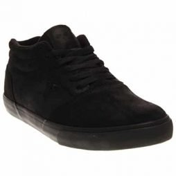 Fallen Men's D O A Skate Shoe, Black/Zero, 11 M US