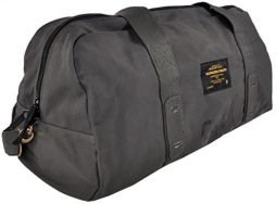 Grizzly Griptape Duffle Bag Backpack Olive