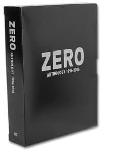 Zero Anthology Box Set Skateboard DVD
