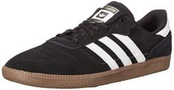 adidas Originals Men's Skate Copa Skateboarding Shoe, Black/White/White, 8.5 M US