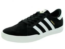 Adidas Men's Lucas Adv Cblack/Ftwwht/Goldmt Skate Shoe 9 Men US