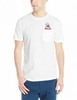 Altamont Men's Fun Demon Pocket T-Shirt