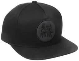 ALTAMONT Men's Stacked Snapback Hat