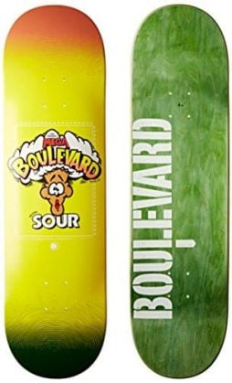 Blvd Skateboards One Off Team Deck, 8.5-Inch