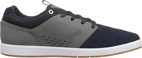 DC Mens Cole Signature Shoes, Navy, 11D