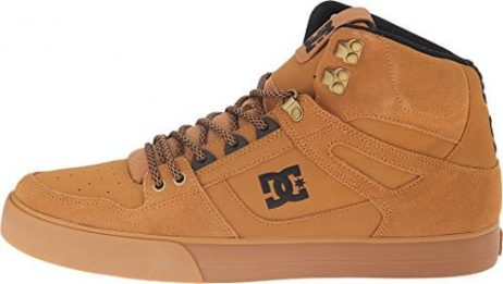 DC Men's Spartan High WC WNT Wheat Athletic Shoe