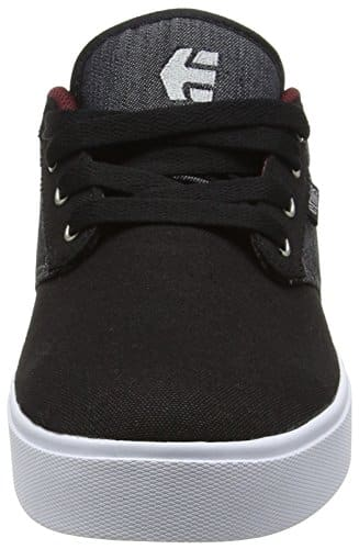 Etnies Men S Jameson 2 Eco Skate Shoe Black Red Black 12