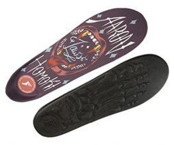 Footprint Insole Technology High Profile King Foam Jaws Flat Insoles