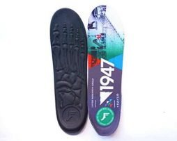 Footprint Insole Technology Kingfoam Elite Trim to Fit Flat Insole with LRG Collaboration, One Size