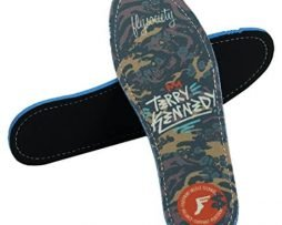 Footprint Insole Technology King Foam Terry Kennedy Flat Insoles