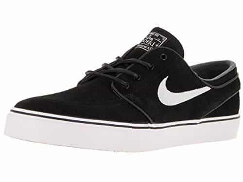 sale retailer 8a8da 9c85e NIKE SB Zoom Stefan Janoski OG (Black White-Gum Light Brown) Men s Skate  Shoes-10