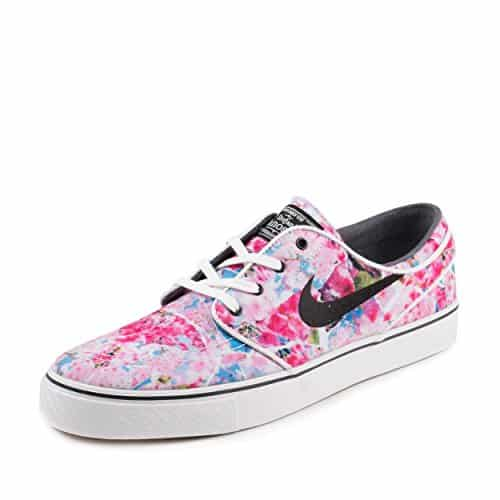 san francisco 8cb9c bb6e3 Nike SB Air Zoom Stefan Janoski Canvas Premium Dynamic Pink   Black   White    Gum