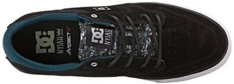 DC Men's Nyjah Vulcanized Sneaker