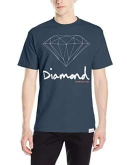 Diamond Supply Co Men's OG Script Brilliant T-Shirt