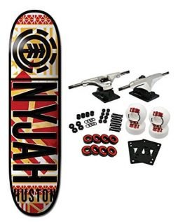 Element Skateboard Complete NYJAH HUSTON KNOCKOUT 8.25""
