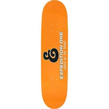 "Expedition One Skateboards Richard Angelides Fools Of The Trade Skateboard Deck - 8.06"" x 32"""