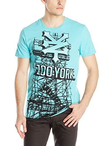 Zoo York Men's Zoo Board Short Sleeve T-Shirt