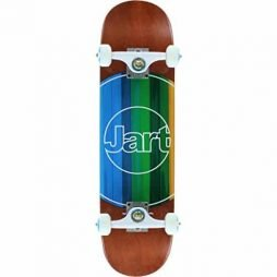 Jart Skateboards Code Mini Complete Skateboard – 7.25″ x 28.03″
