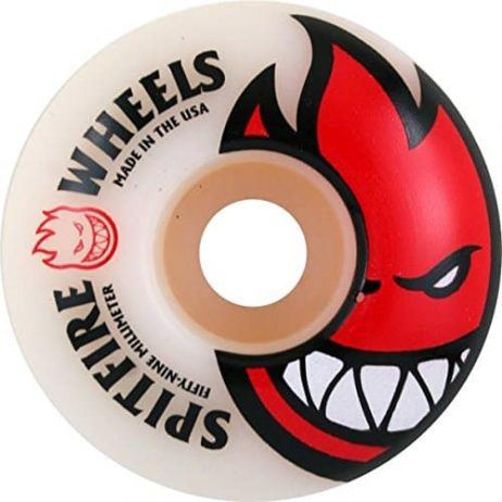 Spitfire Bighead 52mm Skateboard Wheels (Set Of 4)