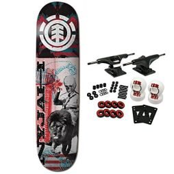 ELEMENT Skateboard Complete NYJAH OVERPRINT 8.0""