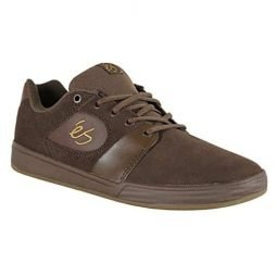 Es Skateboard Shoes ACCELERATE BROWN/GUM Limited Edition