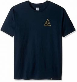 HUF Men's Triple Triangle T-Shirt.