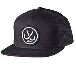 JSLV Hooks Trucker Hat All Black