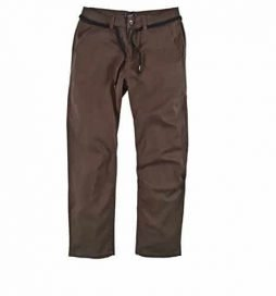 JSLV Proper Worker Chino Pants Chocolate