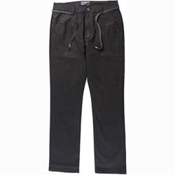 JUS LIV Blunt Worker Pants Mens Black