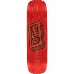 "Birdhouse Skateboards Ben Raybourn Brick Skateboard Deck - 8.38"" x 32"""