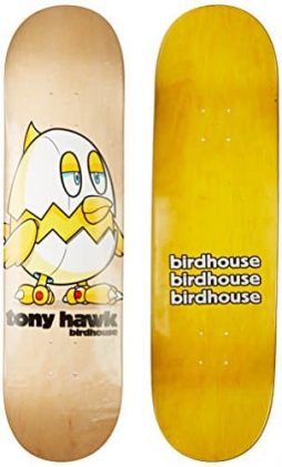 Birdhouse Skateboards Chickenhaw Deck, 8-Inch