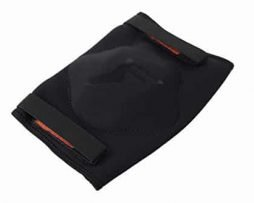 Footprint Insole Technology Kingfoam Street Protectors with Knee Pads, One Size