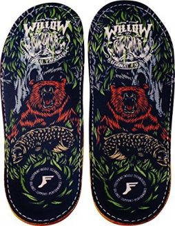 Footprint Willow Gamechanger Size: 7 – 7.5 Insole