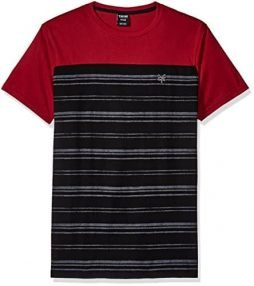 Zoo York Men's Short Sleeve Rude Jude Crew