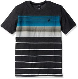Zoo York Men's Short Sleeve Vertigo Crew Knit Shirt