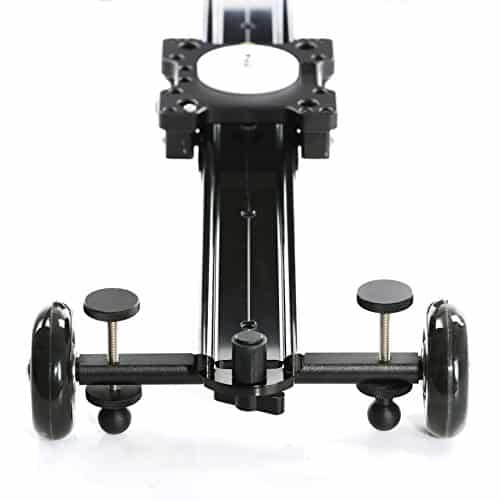 Movo SGTD-60 23-inch Linear Track Slider / Table Dolly
