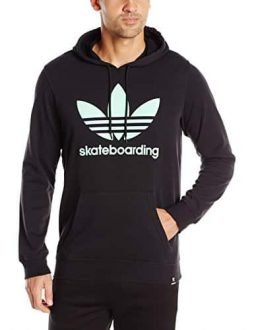 adidas Originals Men's Skateboarding Clima 3.0 Solid Hoodie