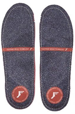 Footprint Insole Technology Kingfoam Orthotic FP Insoles