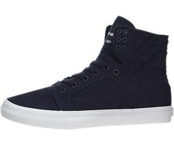 Supra Unisex's Skytop D Hi-Top Trainers, US-0 / Asia Size s