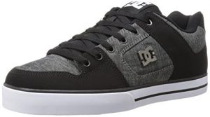 DC Men's Pure TX SE Skateboarding Shoe