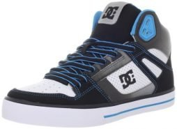 DC Shoes Mens Shoes Men's Spartan Wc Se High-Top Shoes 303358