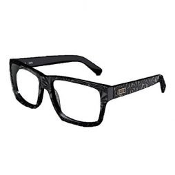 9Five Caps 420 Etch Reader Clear Lens Glasses O/S