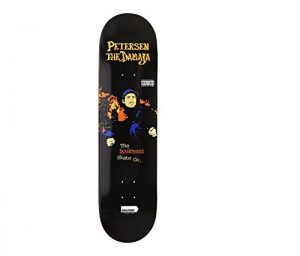 Blvd Skateboards Golden Era Rodrigo Petersen Skateboard Deck