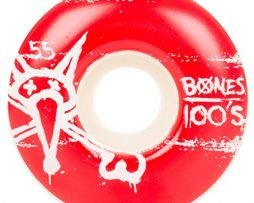 Bones Wheels 100's #9 Skateboard Wheels